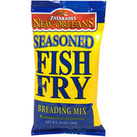 Zatarain's Seasoned Fish Fry Breading Mix, 10 oz (Pack of 12)