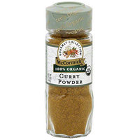 Mccormick Gourmet Organic Curry Powder, 1.75 oz (Pack of 3)
