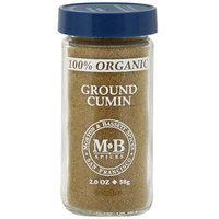 Morton & Bassett Spices Ground Cumin, 2 oz (Pack of 3)