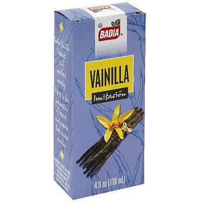 Badia Dominican Style Imitation Vanilla, 4 oz (Pack of 12)