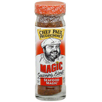 Chef Paul Seafood Magic Seasoning, 2 oz (Pack of 6)