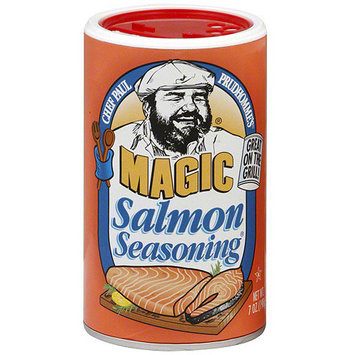 Chef Paul Prudhomme's Magic Salmon Seasoning, 7 oz (Pack of 6)