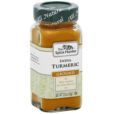 The Spice Hunter India Ground 2 Oz Turmeric, 2 oz (Pack of 6)