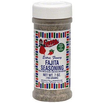 Fiesta Brand Fajita Seasoning With Tenderizer, 7 oz (Pack of 6)