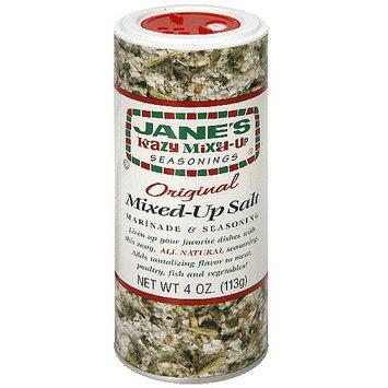 Jane's Krazy Mixed-Up Seasonings Krazy Mixed-Up Salt, 4 oz (Pack of 12)