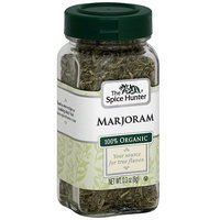 The Spice Hunter 100% Organic Marjoram, 0.3 oz (Pack of 6)