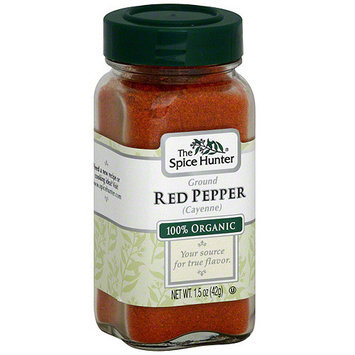 The Spice Hunter: Pepper Ground Red Cayenne 1.5 Oz, 6 Pk, (Pack of 6)