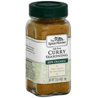 The Spice Hunter: Seasoning Salt Free Curry 1.5 Oz, 6 Pk, (Pack of 6)
