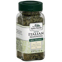 The Spice Hunter 100% Organic Salt Free Italian Seasoning, 0.4 oz (Pack of 6)