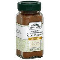 The Spice Hunter Highland Harvested Saigon Ground Cinnamon, 1.5 oz (Pack of 6)