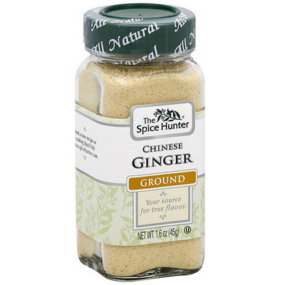 The Spice Hunter Chinese Ground Ginger, 1.6 oz (Pack of 6)