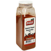 Badia Ground Cayenne Pepper, 16 oz (Pack of 6)