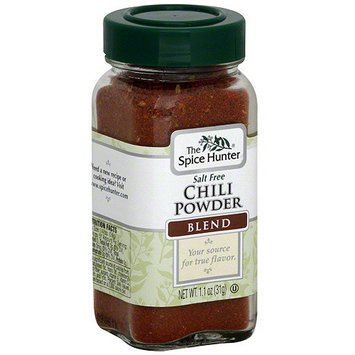 The Spice Hunter Chili Powder Blend, 1.1 oz (Pack of 6)