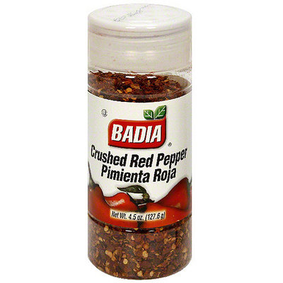 Badia Crushed Red Pepper, 4.5 oz (Pack of 12)