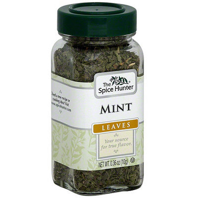 The Spice Hunter Mint Leaves, 0.36 oz (Pack of 6)