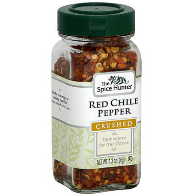 The Spice Hunter Crushed Red Chile Pepper, 1.3 oz (Pack of 6)