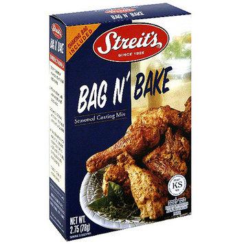 Streits Streit's Bag N' Bake Seasoned Coating Mix, 2.75 oz (Pack of 12)