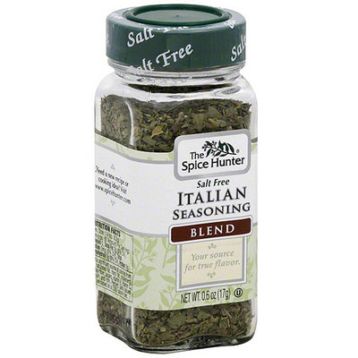 The Spice Hunter Italian Seasoning, 0.6 oz (Pack of 6)