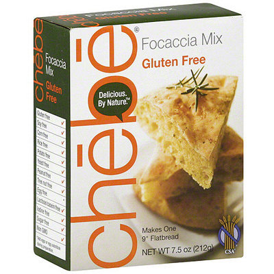 Chebe Focaccia Mix, 7.5 oz (Pack of 8)