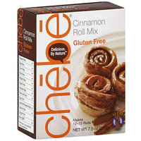 Chebe Gluten Free Cinnamon Roll Mix, 7.5 oz (Pack of 8)