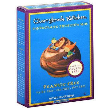 Cherrybrook Kitchen Kitchen Frosting Mix Chocolate, 10.5 oz. (Pack of 6)