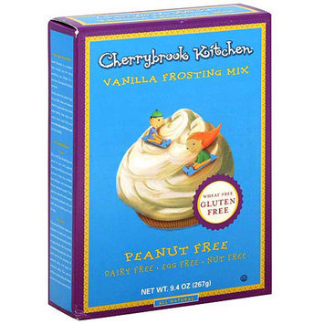 Cherrybrook Kitchen Vanilla Frosting, 9.4 oz (Pack of 6)