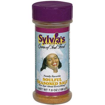 Sylvia's Restaurant Soulful Seasoned Salt, 7 oz (Pack of 12)