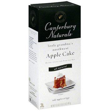 Canterbury Naturals Northwest Apple Cake Baking Mix, 16.5 oz (Pack of 6)