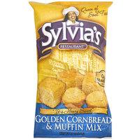 Sylvia's Restaurant Golden Cornbread & Muffin Mix, 8.5 oz (Pack of 12)