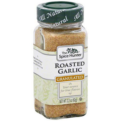 Spice Hunter Hunter Garlic Roasted Granules, 2.2 oz. (Pack of 6)
