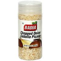 Badia Chopped Onion, 5.5 oz (Pack of 12)