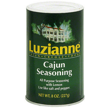 Luzianne Creole Seasoning, 8 oz (Pack of 12)
