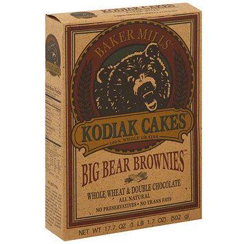 Kodiak Cakes Big Bear Brownies, 17.1 oz (Pack of 6)