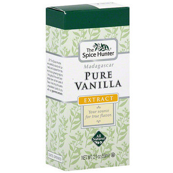 The Spice Hunter Madagascar Pure Vanilla Extract, 2 oz (Pack of 6)