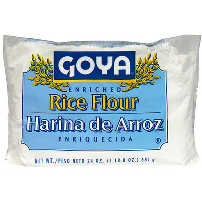 Goya Rice Flour, 24 oz (Pack of 12)