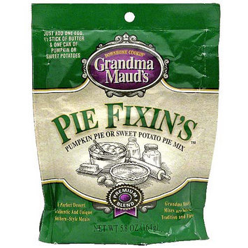 Grandma Mauds Grandma Maud's Pumpkin Or Sweet Potato Pie Mix, 5.8 oz (Pack of 12)
