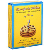 Cherrybrook Kitchen Chocolate Chip Cookie Mix, 14.8 oz (Pack of 6)