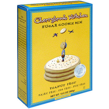 Cherrybrook Kitchen Kitchen Cookie Mix Sugar Cookies, 13.5 oz. (Pack of 6)