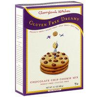 Cherrybrook Kitchen Kitchen Cookie Mix Chocolate Chip Wheat free Gluten Free, 14.2 oz. (Pack of 6)