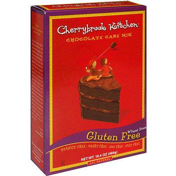 Cherrybrook Kitchen Kitchen Cake Mix Chocolate Wheat free Gluten Free, 16.4 oz. (Pack of 6)
