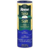 Reese Fine Sea Salt Crystals, 26.5 oz (Pack of 12)