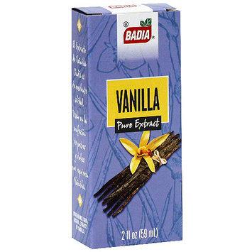Badia Pure Vanilla Extract, 2 oz (Pack of 12)