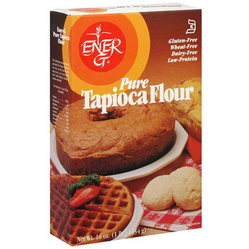 Ener-G Pure Tapioca Flour, 16 oz (Pack of 12)