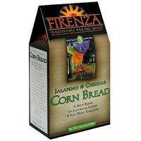 Firenza Jalapeno & Cheddar Corn Bread, 13.5 oz (Pack of 6)