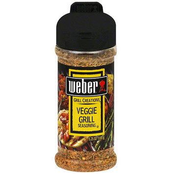 Weber Veggie Grill Seasoning, 5.25 oz (Pack of 8)