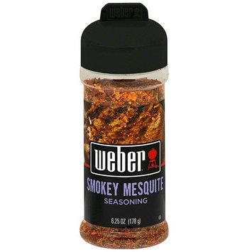 Weber Smoky Mesquite Seasoning, 6.0 oz (Pack of 8)