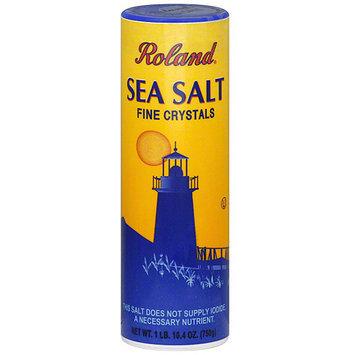 Roland Sea Salt, Fine, 26.5 oz. (Pack of 12)