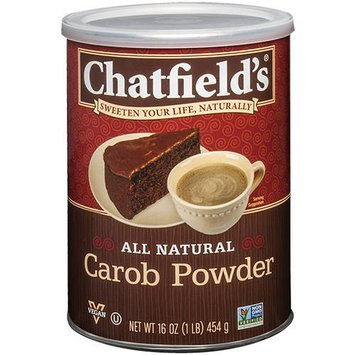 Chatfield's All Natural Carob Powder