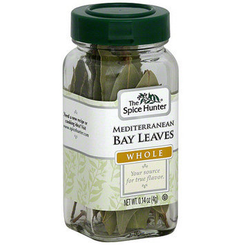 The Spice Hunter Mediterranean Whole Bay Leaves, 0.14 oz (Pack of 6)