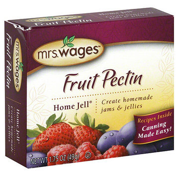 Mrs. Wages Wages Pectin Home Jelly, 1.75 oz. (Pack of 12)